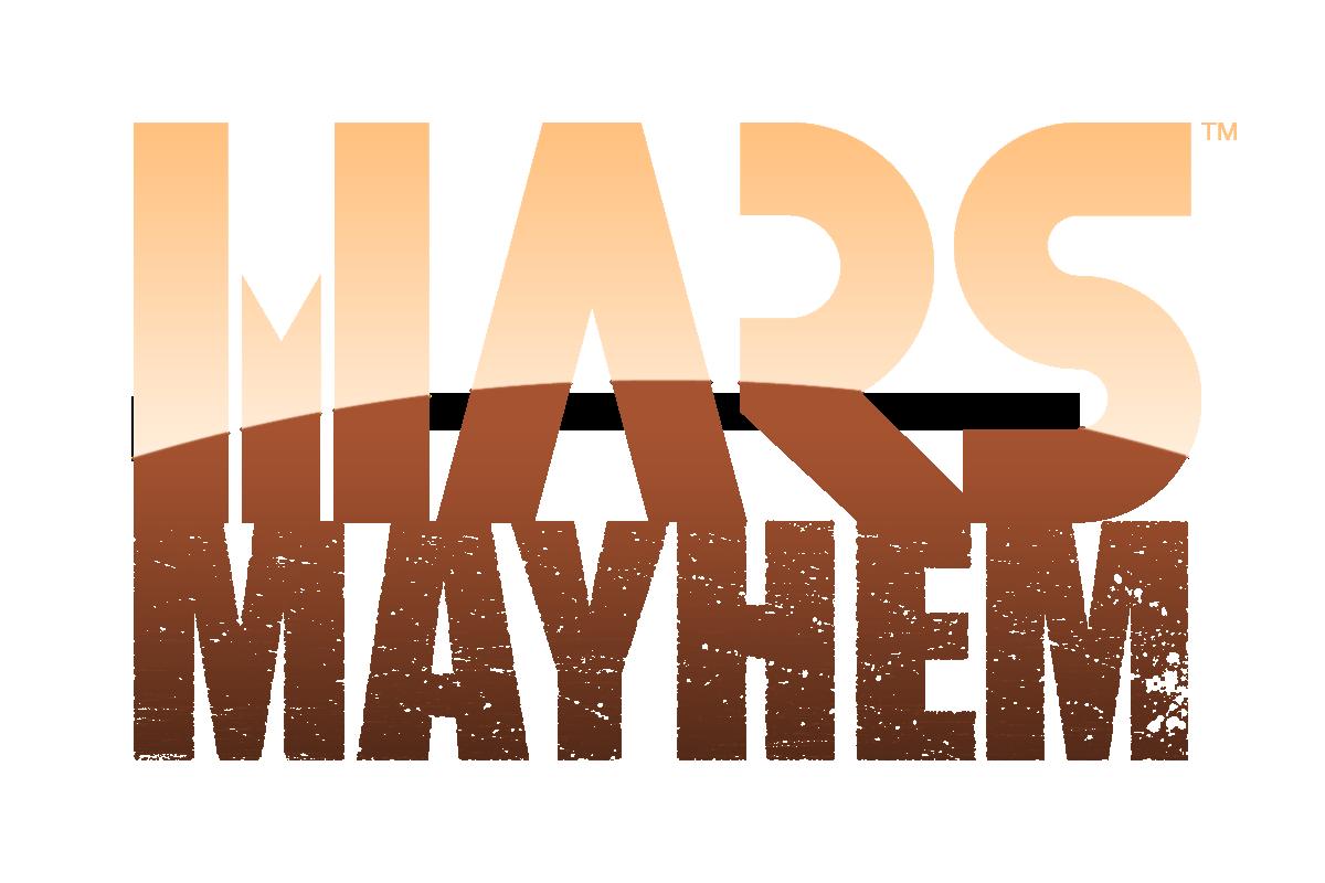 Mars Mayhem logo